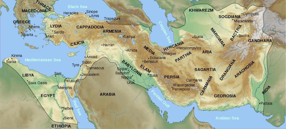 a comparison of persia and greece Comparing classical civilizations of the eastern mediterranean: greece / rome / persia governments varied – athens in comparison to.